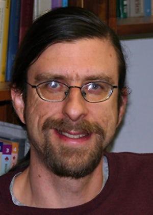 Author image of David Bachman