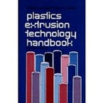 Plastics Extrusion Technology Handbook