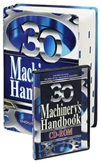 Machinery's Handbook, Large Print & CD-ROM Set