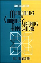 Mathematics for Computer Graphics Applications