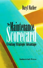The Maintenance Scorecard