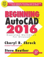 Beginning AutoCAD® 2016