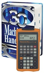 Machinery's Handbook, Toolbox & Calc Pro 2 Combo