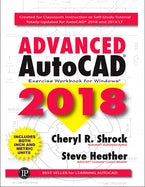 Advanced AutoCAD® 2018
