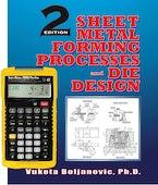 Sheet Metal Forming Processes and Die Design, 2e +  4090 Sheet Metal / HVAC Pro Calc Calculator (Set)