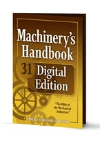 Machinery's Handbook 31 Digital Edition