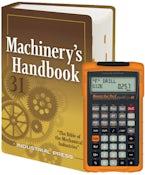 Machinery's Handbook & Calc Pro 2 Combo: Large Print